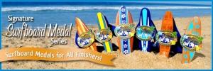 surf city medal