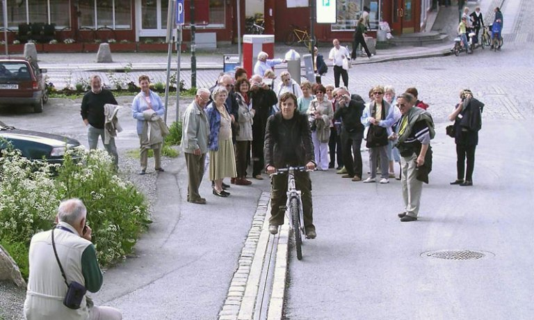 bike escalator lift in trondheim norway cyclocable (9)