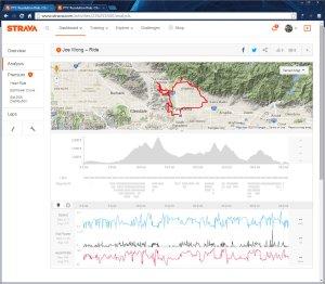 PTC Resolution Ride. Climb Every Mountain. Crisp Cali Day!  Ride  Strava - Google Chrome 132015 15204 PM