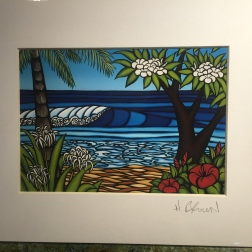 painting to remind us of maui