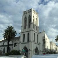 Old Churches in Pasadena
