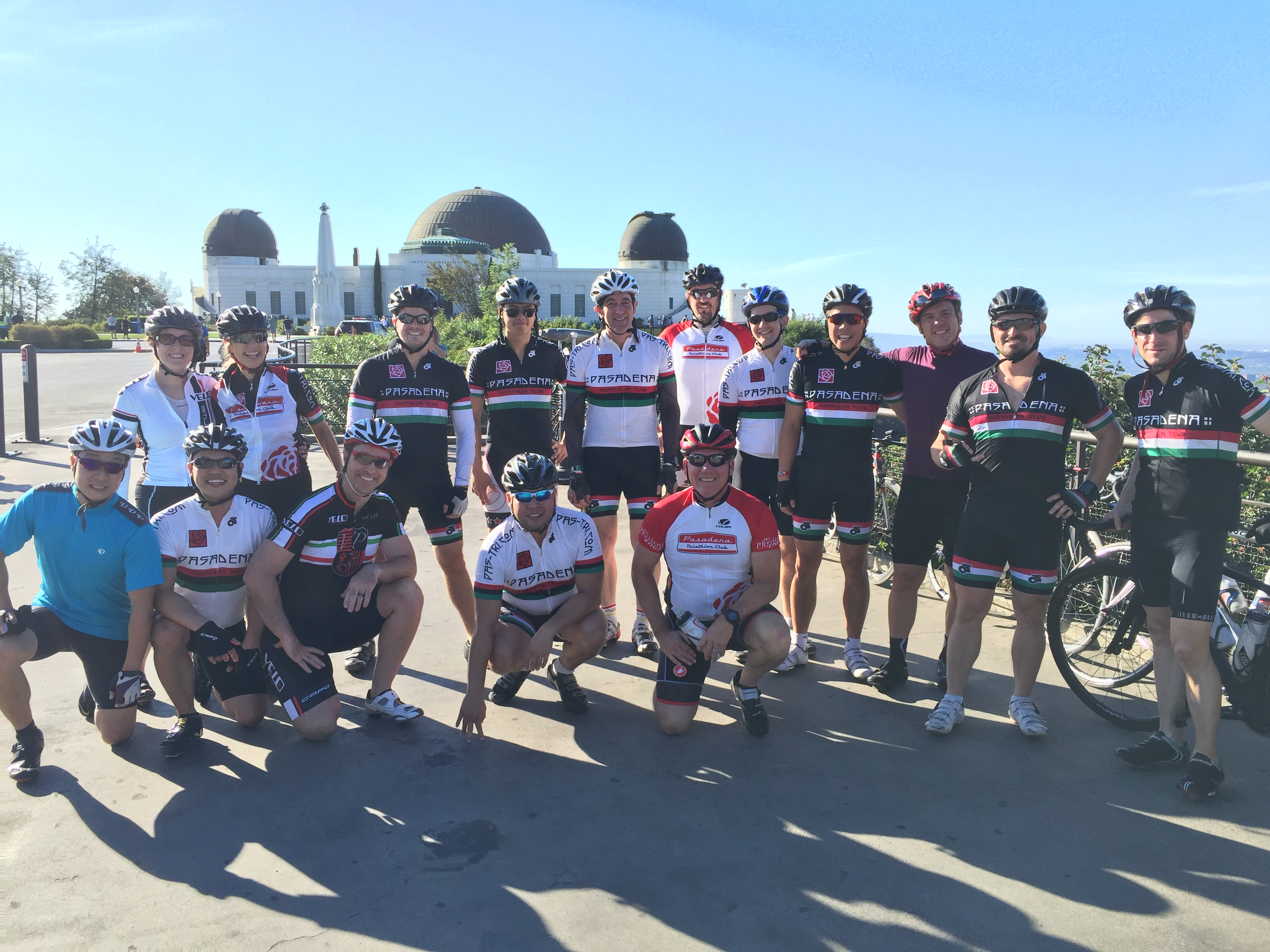 Hollywood Ride Report  Pasadena > Griffith Park Observatory