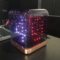 pretty cube.