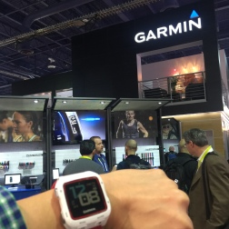 Garmin is home
