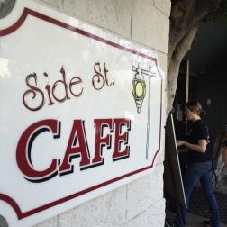 Breakfast at Side Street Cafe