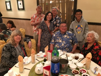 Aunt Sarah, Uncle Craig, Aunt Cheryl, My Dad Ralph, My Mom Judy