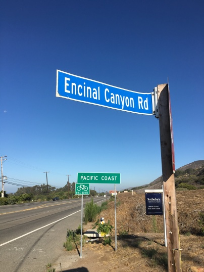 Encinal Canyon Rd.