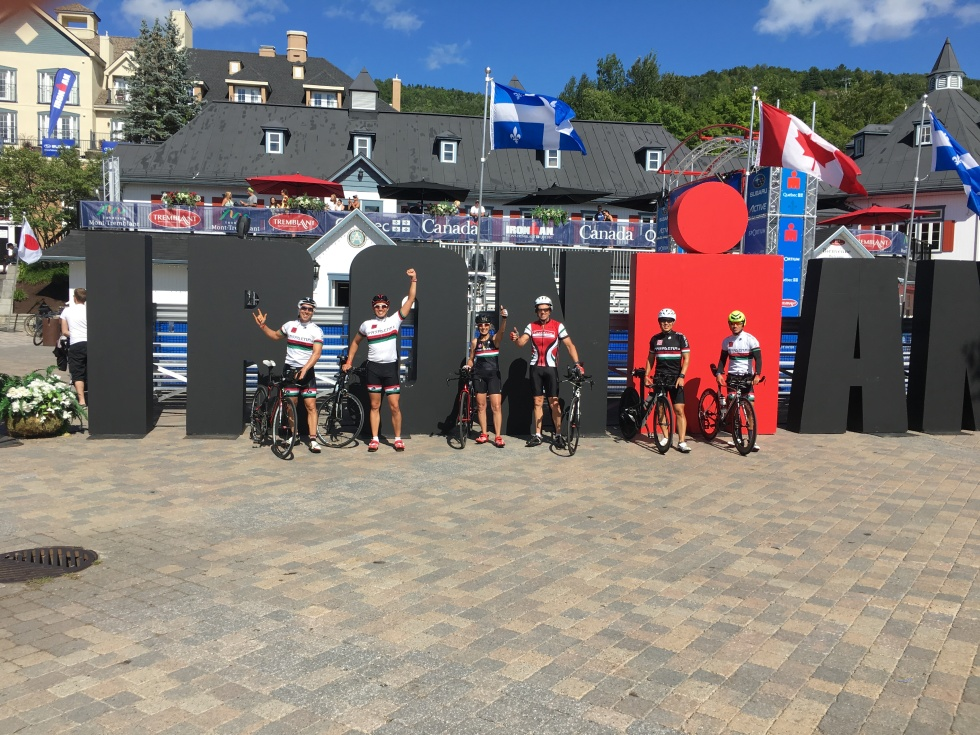 Ironman Mont Tremblant!