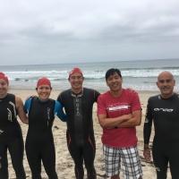 Open Water Swim: Malibu Zuma Beach