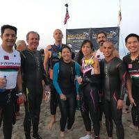 Nautica Malibu Triathlon - Race Report