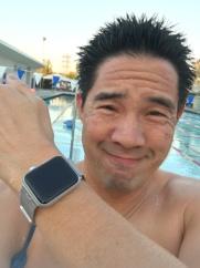Pool Swim with Apple Watch