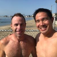 Swim Report - Long Open Water Swim, Belmont Short.