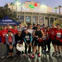 Run Report. Pasadena Half Marathon