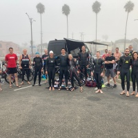 Pasadena Club Triathlon - Long Beach