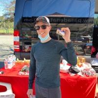 Run Report -  Fecta #3. Half Marathon - Rose Bowl to Descanso Garden. FECTA RESULTS!